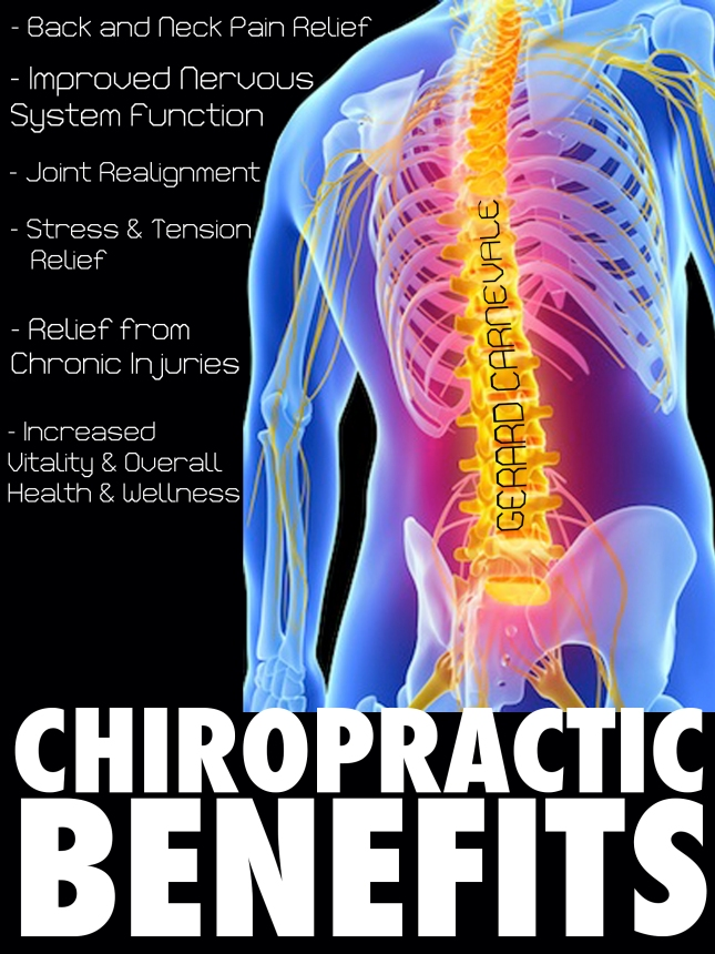 The Benefits of Chiropractic Treatment.