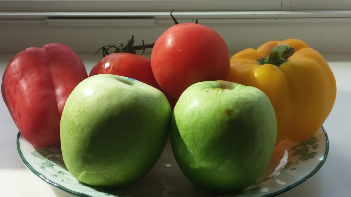 Vegtables and fruits like these rely heavily on the perfect weather conditions.