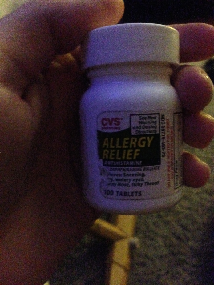 Fall season is just around the corner.  Meaning relief will be needed to cope with Allergies.
