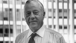 Ben Bradlee (Photo courtesy of abcnews.com)