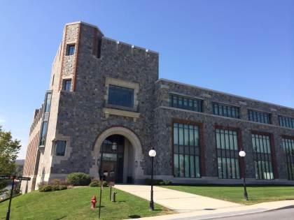 Hancock Center, location of the School of Computer Science & Mathematics