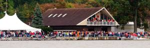 Martin Boathouse (photo courtesy Marist Athletics).