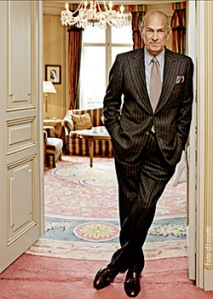 Oscar de la Renta (Photo courtesy of Wikipedia)