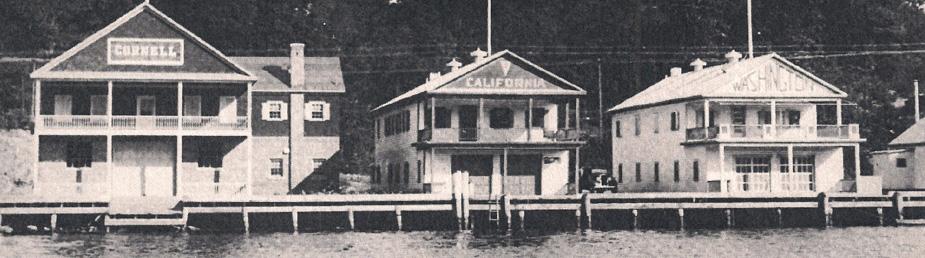 regatta boathouses