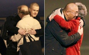 Kenneth Bae and Matthew Todd Miller returned home to loved ones this weekend.