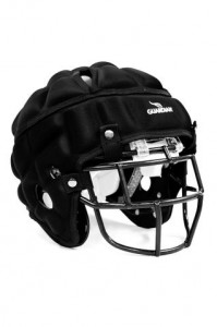 The Guardian Cap used to help prevent concussions.