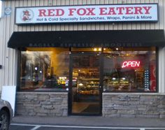 red fox eatery