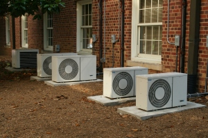 External Air Conditioning Units
