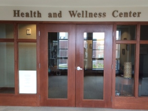 The Health and Wellness Center at Marist, where Students can go in time of crisis
