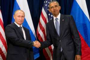 President Obama and Validimir Putin remained businesslike at their meeting this week. http://img01.ibnlive.in/ibnlive/uploads/2015/09/obama_putin.jpg