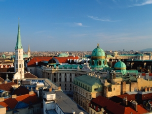 Vienna and its Baroque infused architecture Credit: travelchannel.com