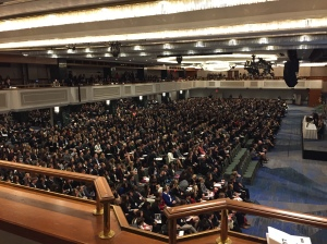 Opening Ceremony at NMUN-NY 2015
