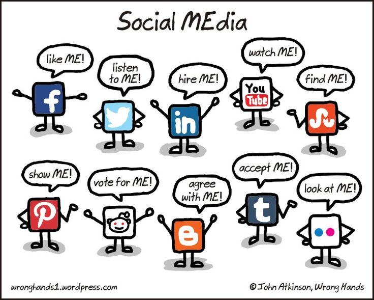 social media meme the 'me' generation gets proactive about social media habits the