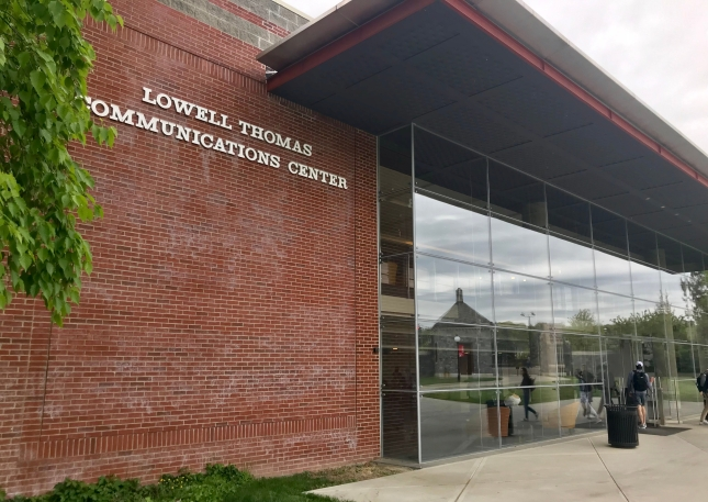 Lowell Thomas Communication Center, Marist College